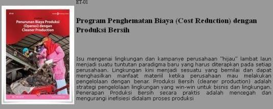 Sertifikasi Manajer Energi Jadwal Pelatihan Lingkungan Pelatihan Lingkungan Pt Benefita